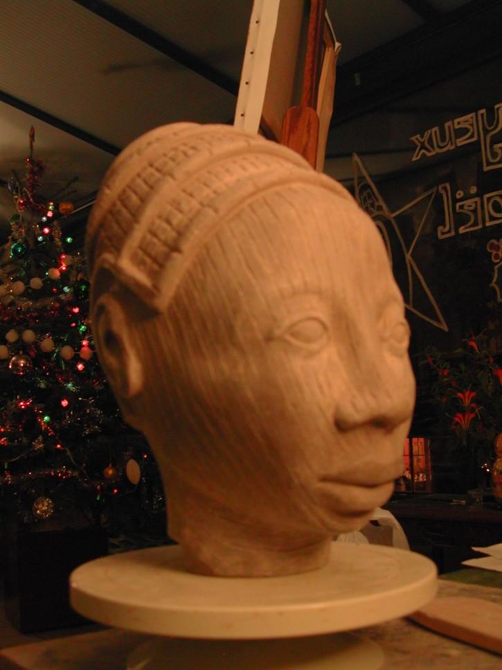 Dans le style Oni (Tribal)